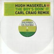 Hugh Masekela - The Boy's Doin' It (Carl Craig Remix)