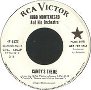 Hugo Montenegro And His Orchestra - Candy's Theme