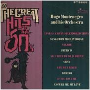 Hugo Montenegro And His Orchestra - The Great Hits Of The 50's