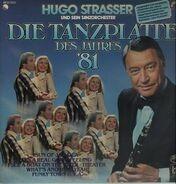 Hugo Strasser Und Sein Tanzorchester - Die Tanzplatte Des Jahres '81