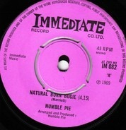 Humble Pie - Natural Born Bugie