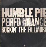Humble Pie - Performance: Rockin' The Fillmore