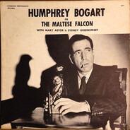 Humphrey Bogart - Humphrey Bogart In The Maltese Falcon With Mary Astor & Sydney Greenstreet