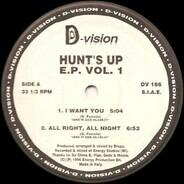 Hunt's Up - E.P. Vol. 1