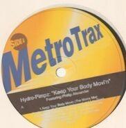Hydro Pimpz - Keep Your Body Movin'