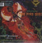 Stravinsky - Ernest Ansermet Conducting L'Orchestre De La Suisse Romande - Firebird
