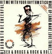 Ian Dury And The Blockheads - Hit Me With Your Rhythm Stick (Remixed By Paul Hardcastle)