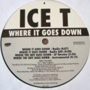 Ice T - Where It Goes Down / Pimp Anthem