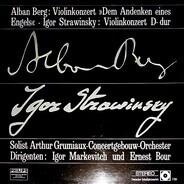 Igor Stravinsky - Violinkonzerte