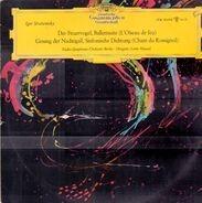 Stravinsky (Maazel) - Der Feuervogel, Ballettsuite (L'Oiseau De Feu) / Gesang Der Nachtigall, Sinfonische Dichtung (Chant