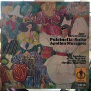 Stravinsky - Apollon Musagète / Pulcinella-Suite