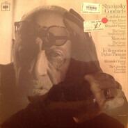 Igor Stravinsky , Adrienne Albert , Alexander Young , Gregg Smith Singers , Columbia Chamber Ensemb - Stravinsky Conducts