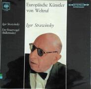 Igor Stravinsky , Columbia Symphony Orchestra - Der Feuervogel (Ballettsuite)