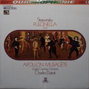 Stravinsky - Pulcinella, Apollon Musagete