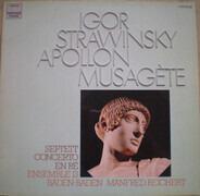 Stravinsky - Apollon Musagète