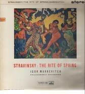 Igor Stravinsky - Detroit Symphony Orchestra / Antal Dorati - The Rite Of Spring