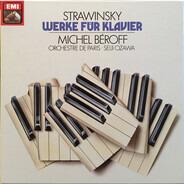 Igor Stravinsky , Michel Béroff , Orchestre De Paris , Seiji Ozawa - Werke Für Klavier