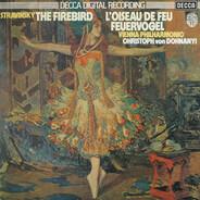 Igor Stravinsky / The London Symphony Orchestra / Antal Dorati - The Firebird