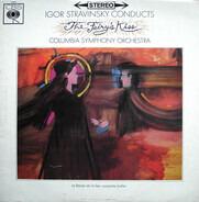 Stravinsky - Conducts The Fairy´s Kiss - La Baiser De La Fée