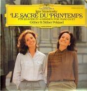 Igor Stravinsky - Le Sacre Du Printemps, Für Klavier Zu 4 Händen / For Piano Duet