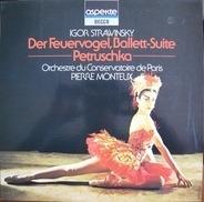 Stravinsky , P. Monteux - Der Feuervogel, Ballett-Suite / Petruschka