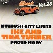 Ike & Tina Turner - Nutbush City Limits / Proud Mary