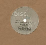 Illinois Jacquet, Jack Mc Vea, ... - Blues, Pt.1/2