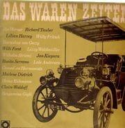 Ilse Werner, Richard Tauber etc. - Das Waren Zeiten