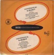 Ilse Werner - Continental Kabaret