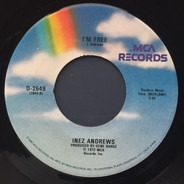 Inez Andrews - I'm Free / Lord Don't Move The Mountain