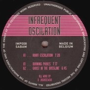 Infrequent Oscillation - Number 1
