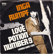 Inga Rumpf - Love Potion Number 9