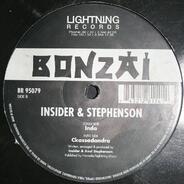 Insider, Axel Stephenson - Inda / Ckassadandra