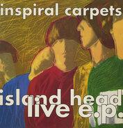 Inspiral Carpets - Island Head Live EP