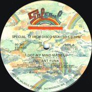 Instant Funk - I Got My Mind Up / Wide World Of Sports
