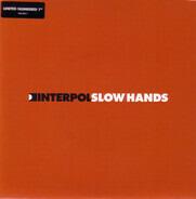 Interpol - Slow Hands