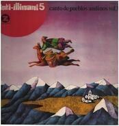 Inti Illimani - Inti-Illimani 5 - Canto De Pueblos Andinos Vol. II