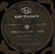 Intrance Feat. D-Sign - Dosta