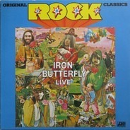 Iron Butterfly - Live