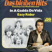 Iron Butterfly - In A Gadda Da Vida / Easy Rider
