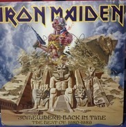 Iron Maiden - Somewhere Back In Time - The Best Of: 1980-1989
