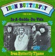 Iron Butterfly - In-A-Gadda-Da-Vida / Iron Butterfly Theme