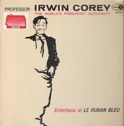 Irwin Corey - Entertains At Le Ruban Bleu