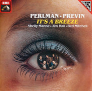 Itzhak Perlman , André Previn , Shelly Manne , Jim Hall , Red Mitchell - It's a Breeze