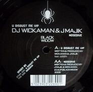 J Majik & Wickaman - U Disgust Me (VIP) / Nosedive