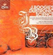 J. Boogie's Dubtronic Science - Purple Perpendicular Phonics