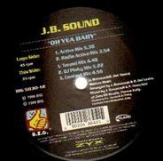 J.B. Sound - Oh Yeah Baby