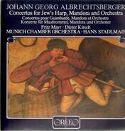 J.G. Albrechtsberger - KONZERTE FUR MAULTROMMEL,