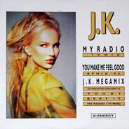 J.K. - My Radio / Megamix '96