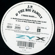 J.T. And The Big Family - I Tried Hard...